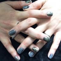 Estetian - Feestdagen 2014 - Nails 3