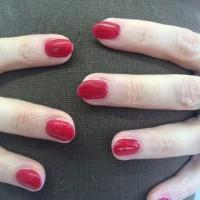 Warme herfst kleuren - Burgundy - Nails - Estetian